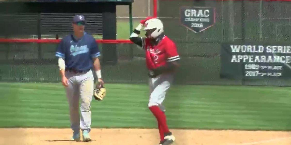 College Baseball: Olney Central vs. Wabash Valley