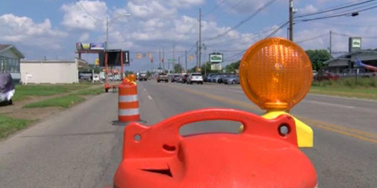 Traffic Alert: Morgan Ave. down to 1 lane