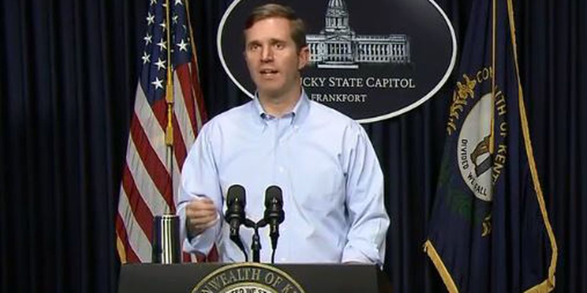 Beshear announces order to restrict travel outside Kentucky