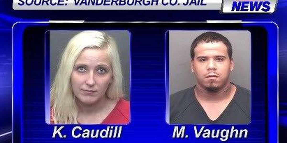 Two people charged with dealing marijuana in Evansville