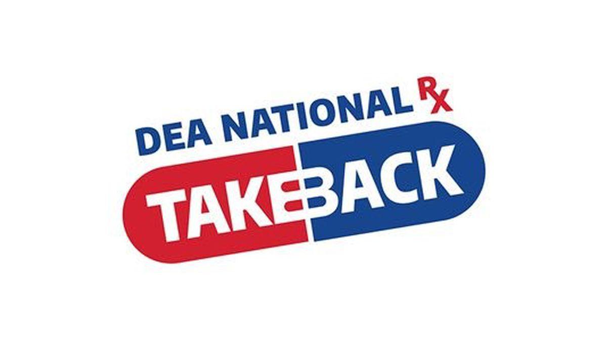 ISP hosting drug take back day