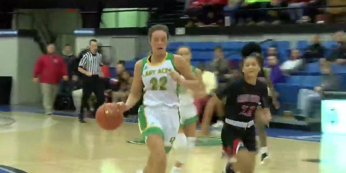 HIGHLIGHTS: Owensboro vs Owensboro Catholic girls basketball