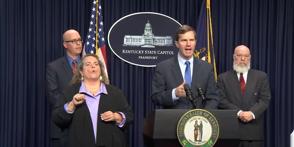 Kentucky coronavirus count moves to 18 in 6 counties, Beshear says