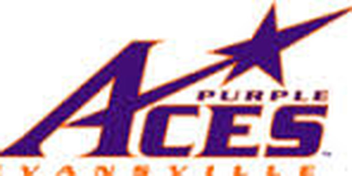 Aces Fall by a Run, to Mercer