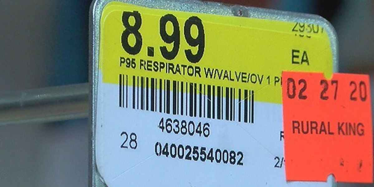 Local construction, paint industry impacted by coronavirus scare