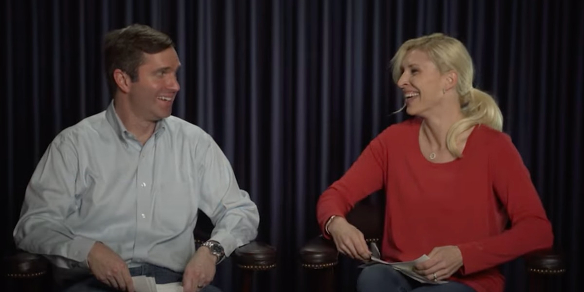 Gov. Beshear, First Lady read mean tweets in hilarious year-end video