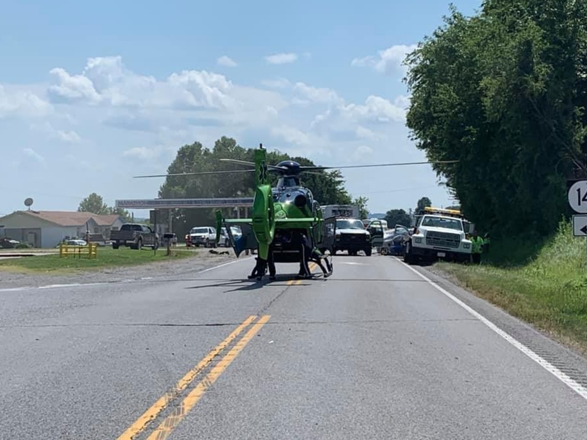 Sheriff's Office: medical helicopters called for after