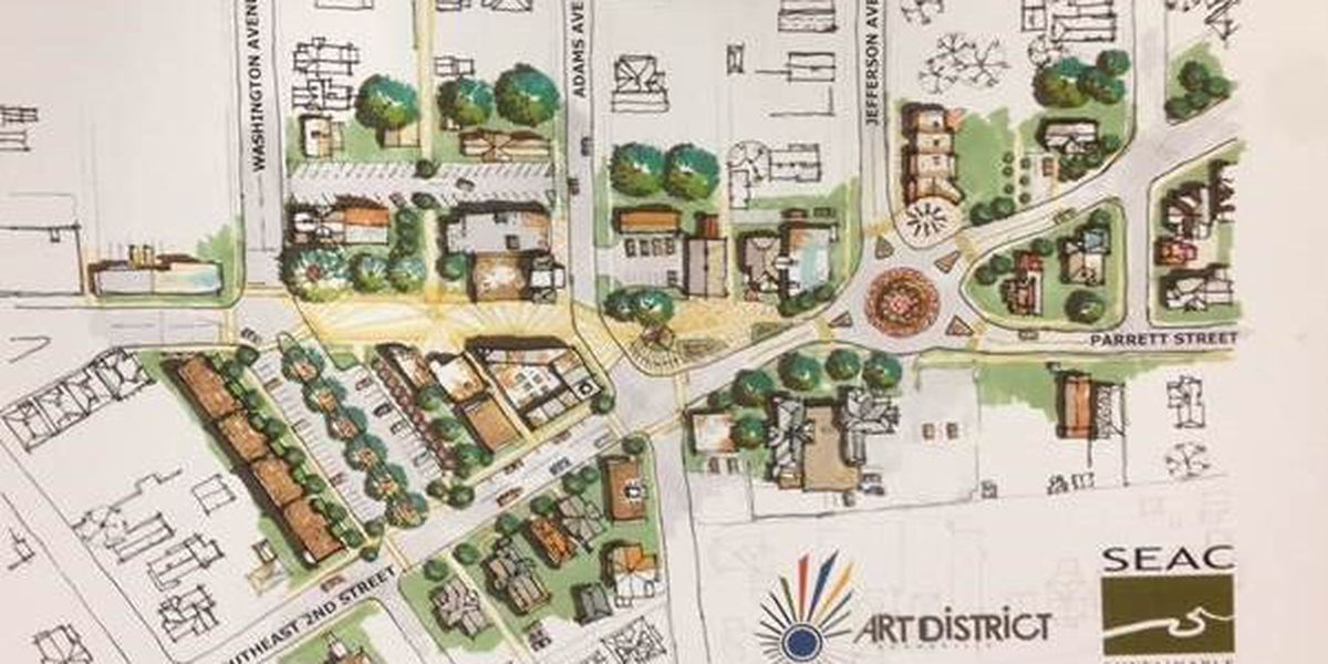 Roundabout for Haynie's Corner approved