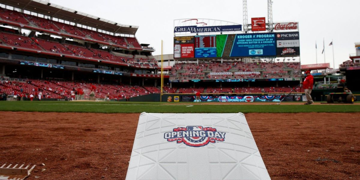 Opening Day tickets on sale Saturday