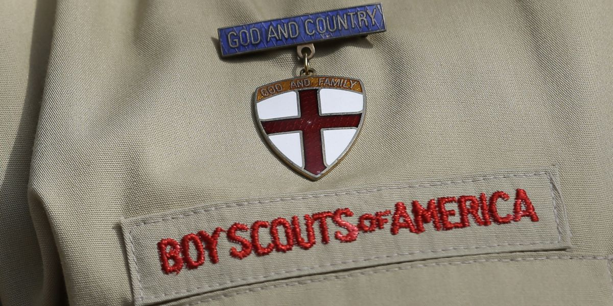"""Boy Scouts exploring """"all options"""" to address fiscal woes"""