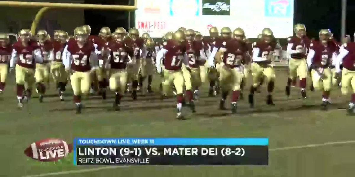 Touchdown Live Sectional Semifinal: Linton-Stockton vs Mater Dei