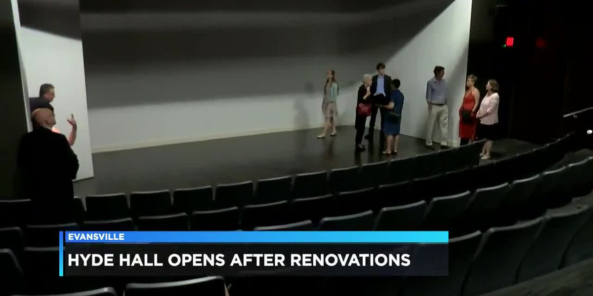 Hyde Hall opens after renovations
