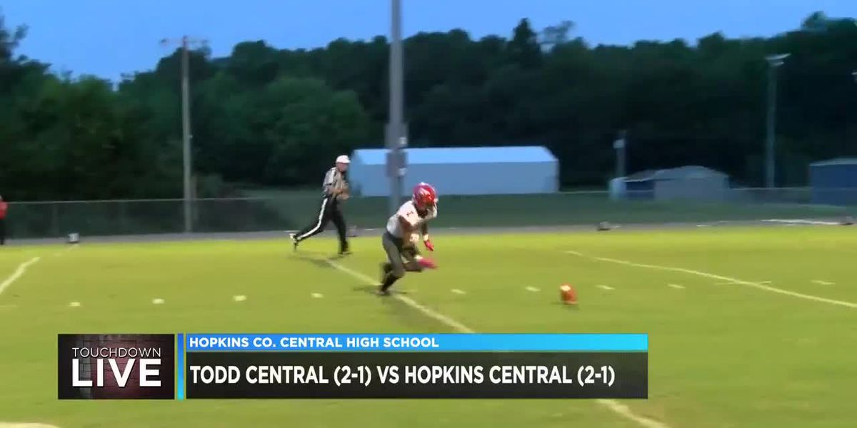 TDL Week 4: Todd Co. Central vs Hopkins Co. Central