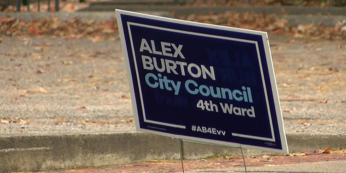 Burton has big plans to help 4th Ward residents after election win