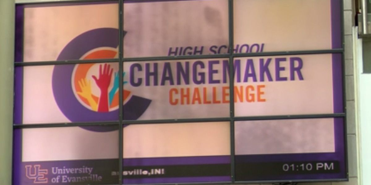 UE holds annual 'Changemaker Challenge' for local high school students