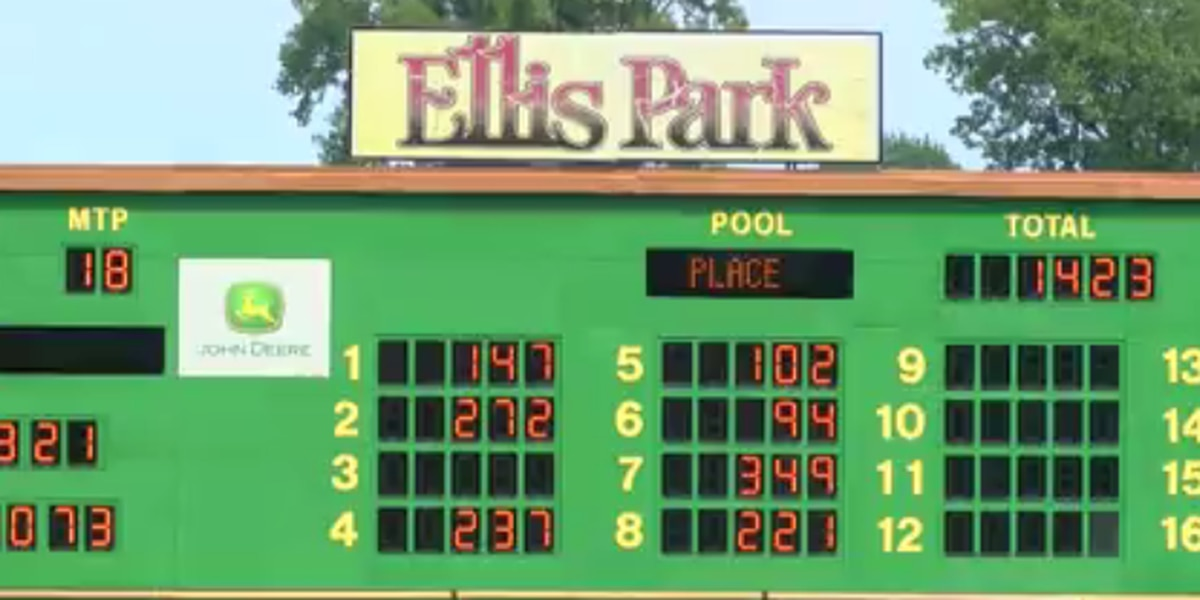 HIGHLIGHTS: Ellis Park race 6