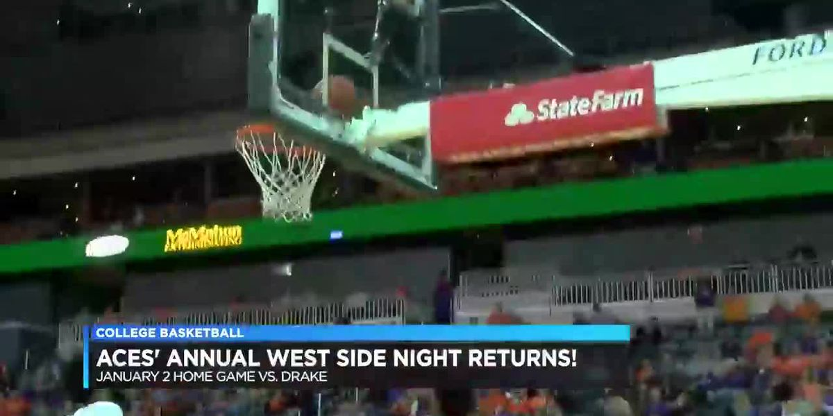 Aces' annual West Side Night returns Jan. 2