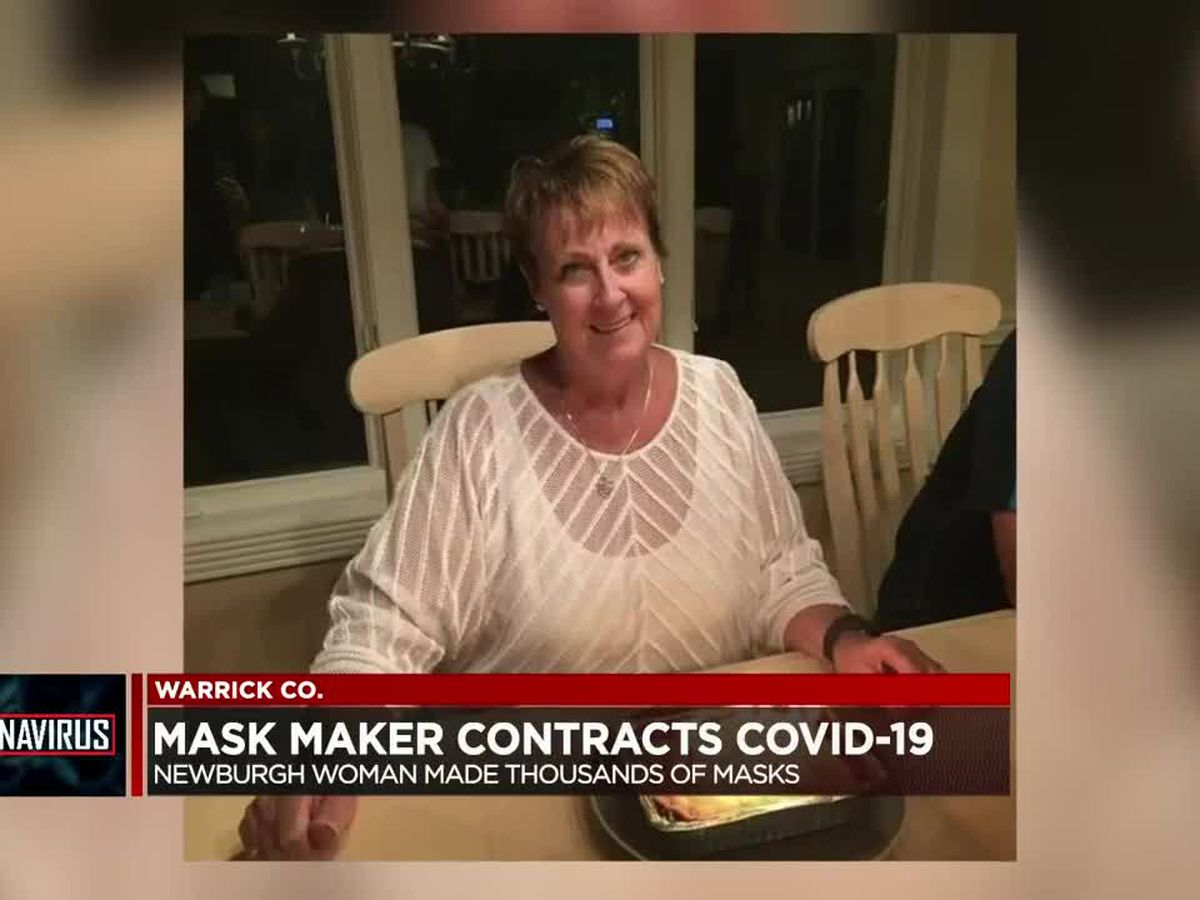 Newburgh woman loses battle against COVID-19 after making thousands of masks