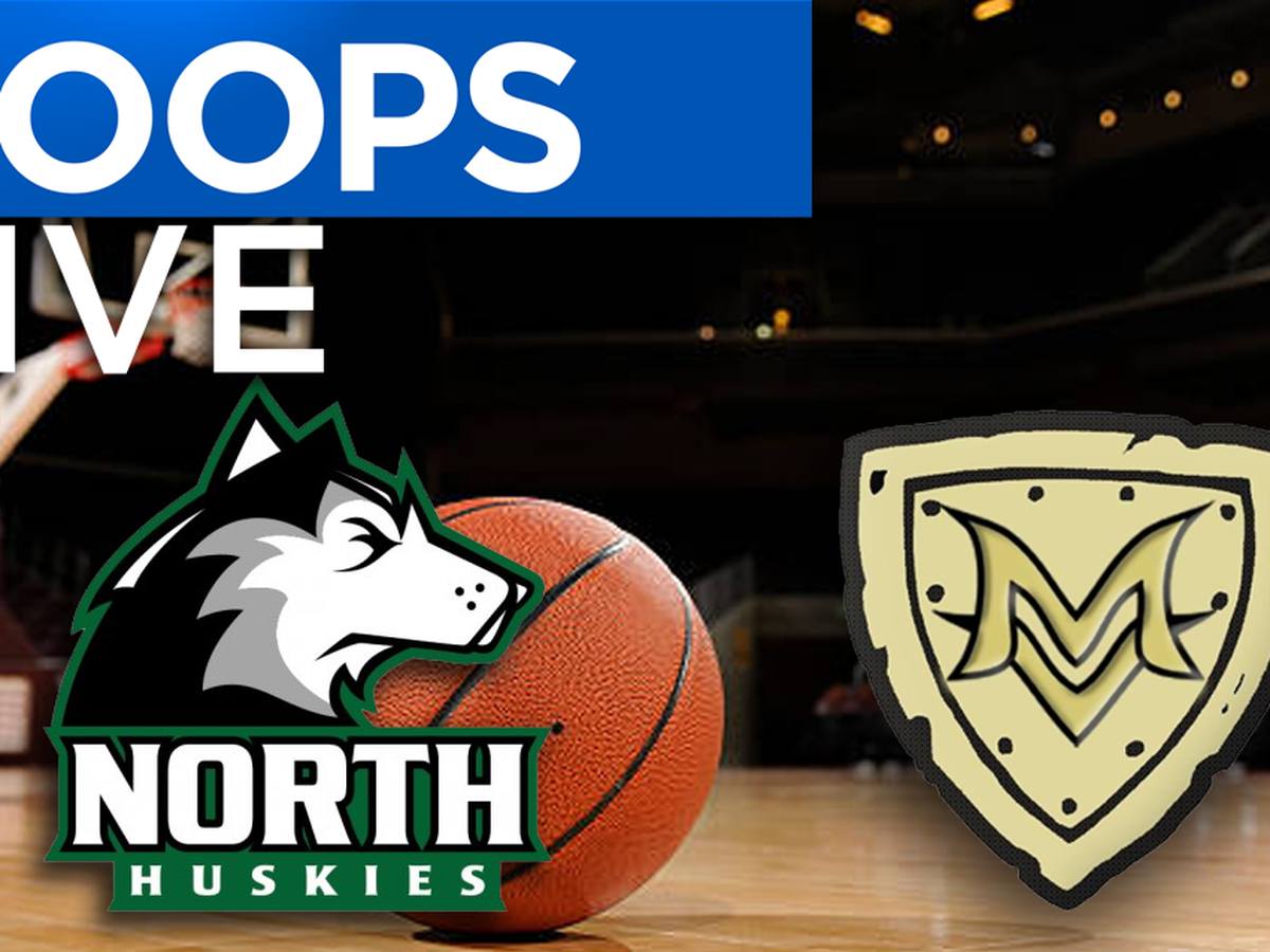 Hoops Live: North vs. Mt. Vernon