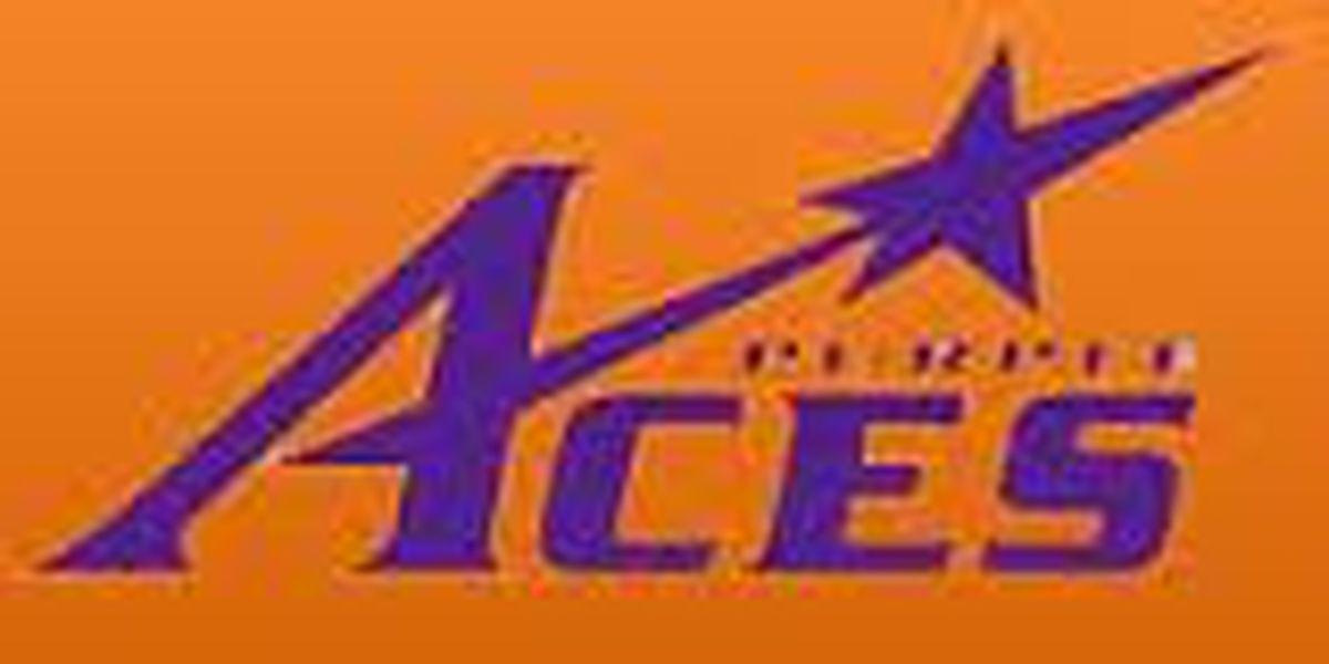 Aces Baseball Gets Swept by FGCU