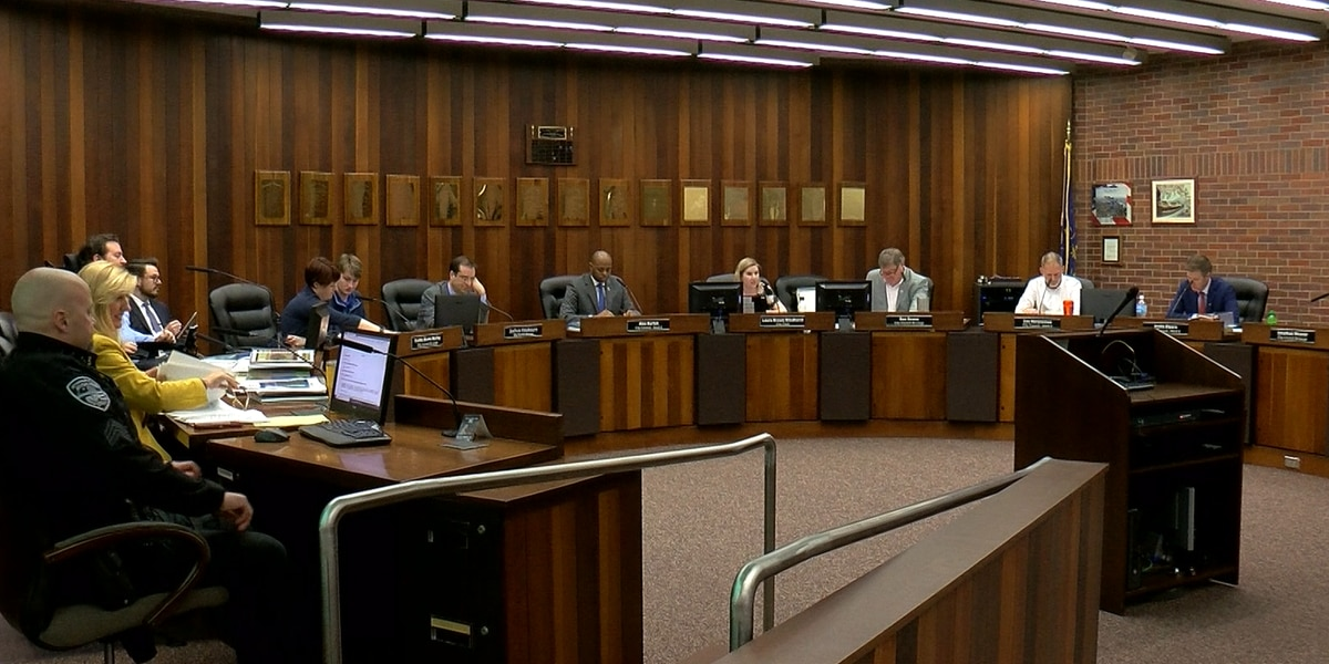 Evansville City Council votes against how non-profits are funded
