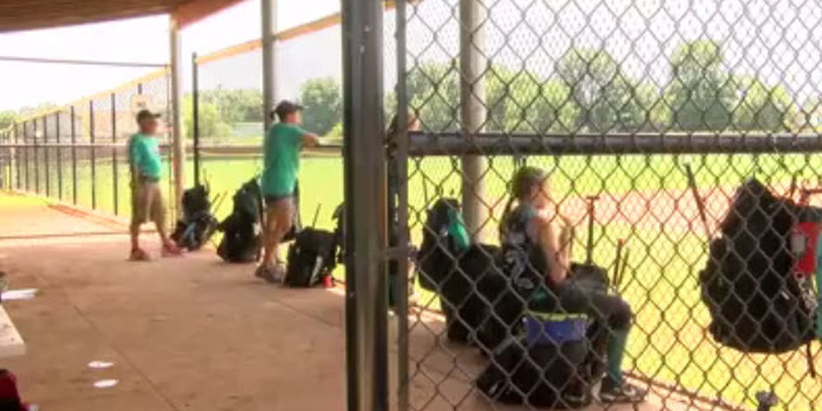 40 teams converging on Evansville for 1st youth baseball tournament of season