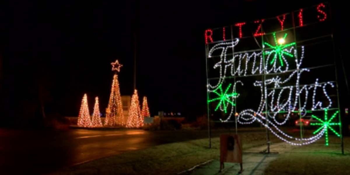 Ritzy's Fantasy of Lights removing displays this weekend