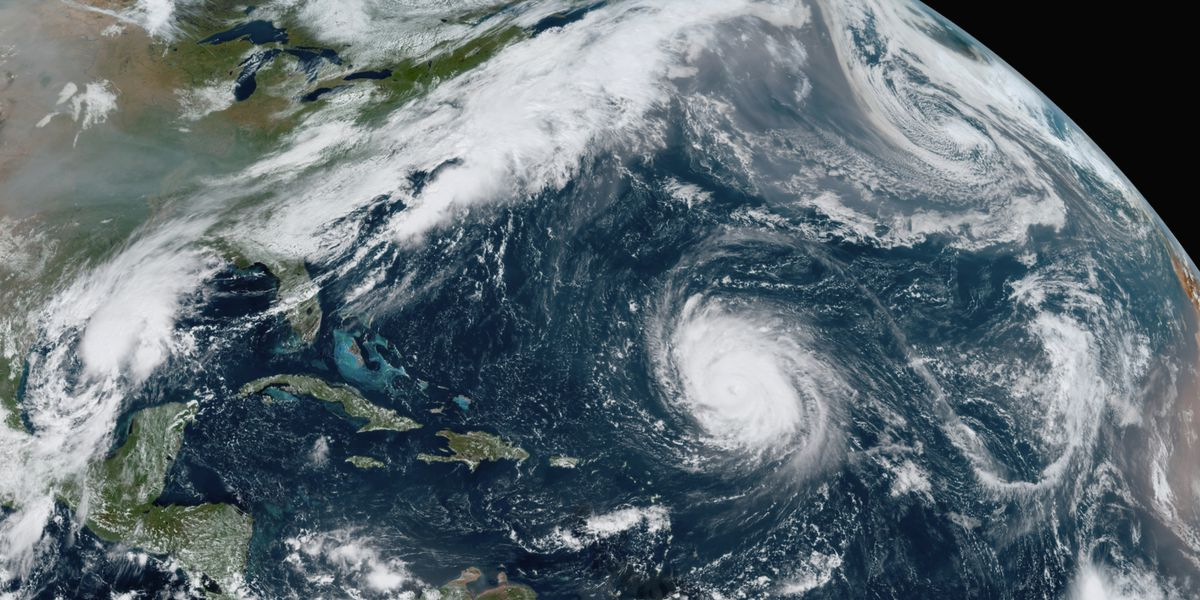 Beta spurs hurricane watch for Texas, expected to strengthen