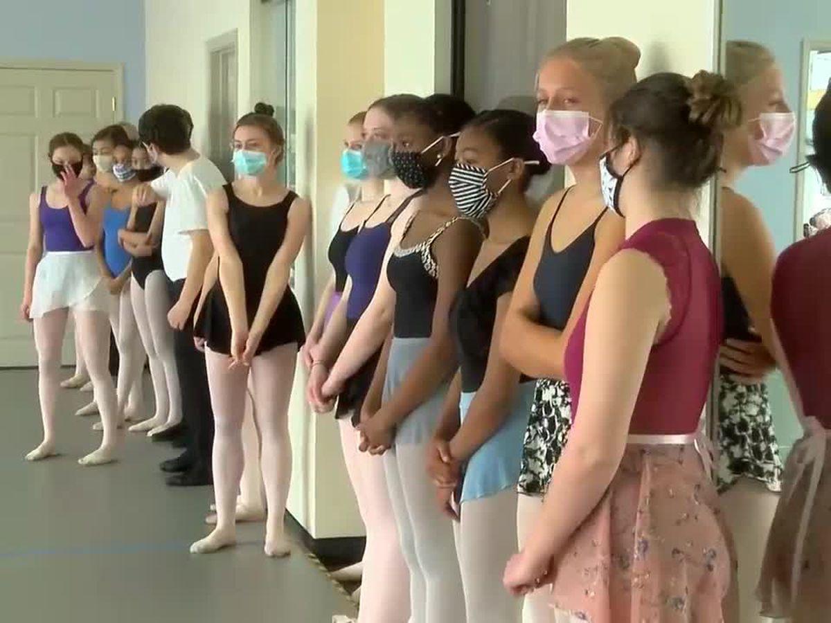 Dancers raising money for Houston families after winter storm