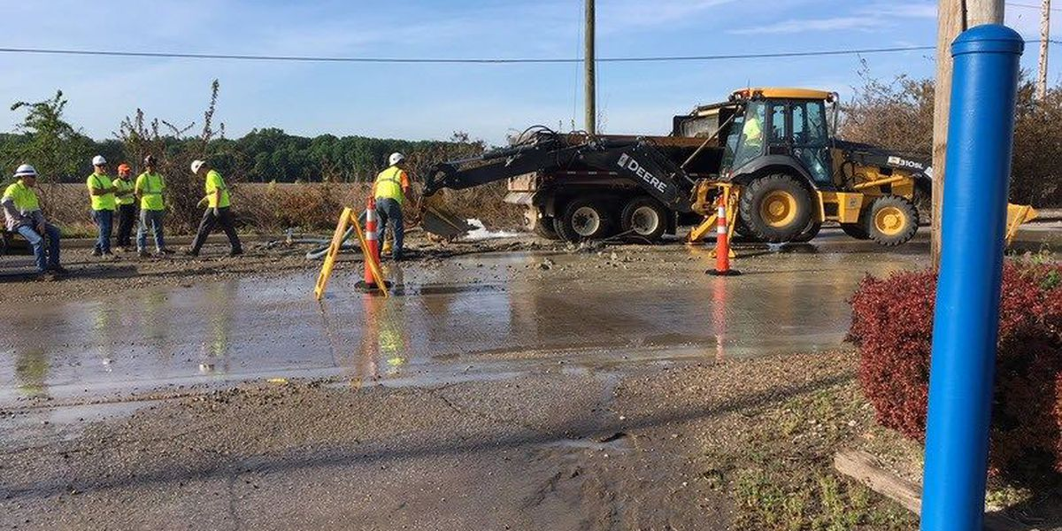 All lanes of Lynch Road to reopen Friday evening
