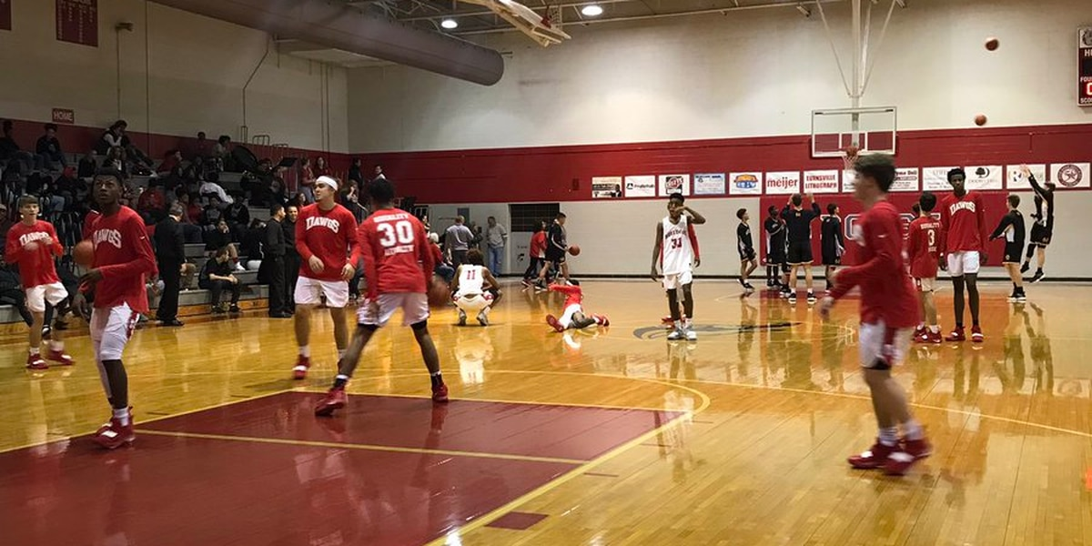 HIGHLIGHTS: Washington vs Bosse boys basketball