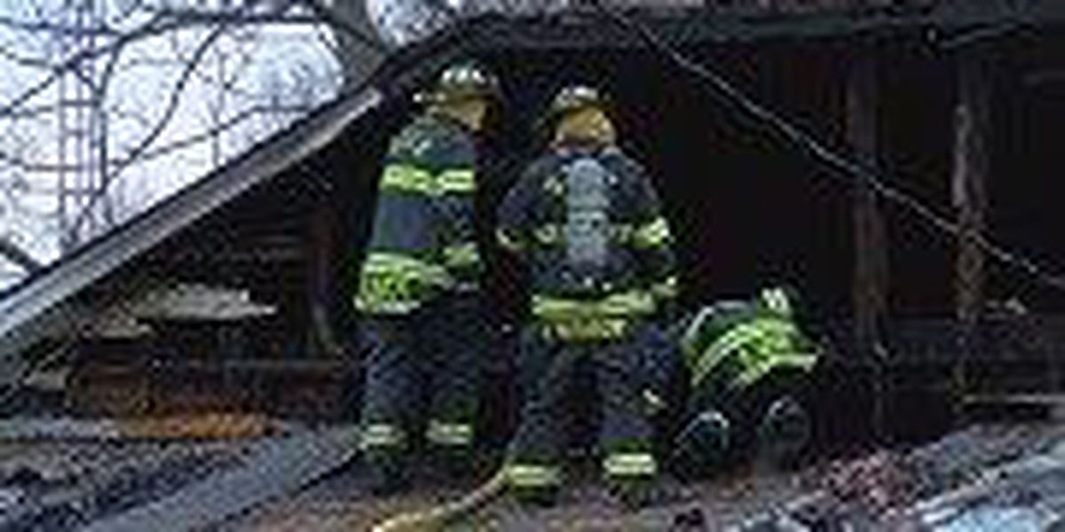 Fire damages Owensboro home