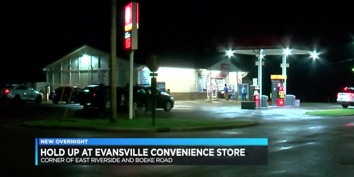 Evansville police investigating 2 armed robberies