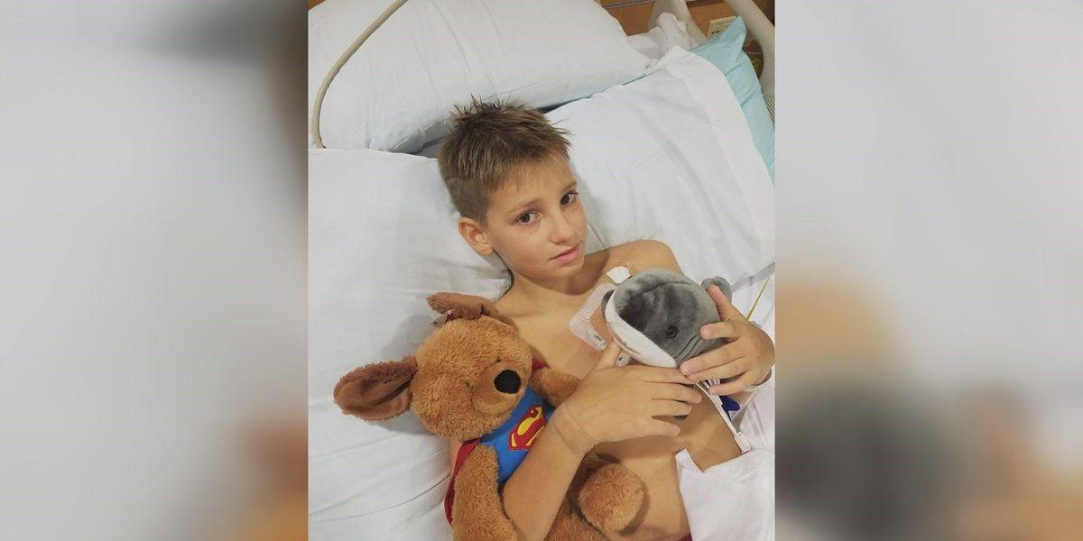Spencer Co. rallies to help child battling Leukemia