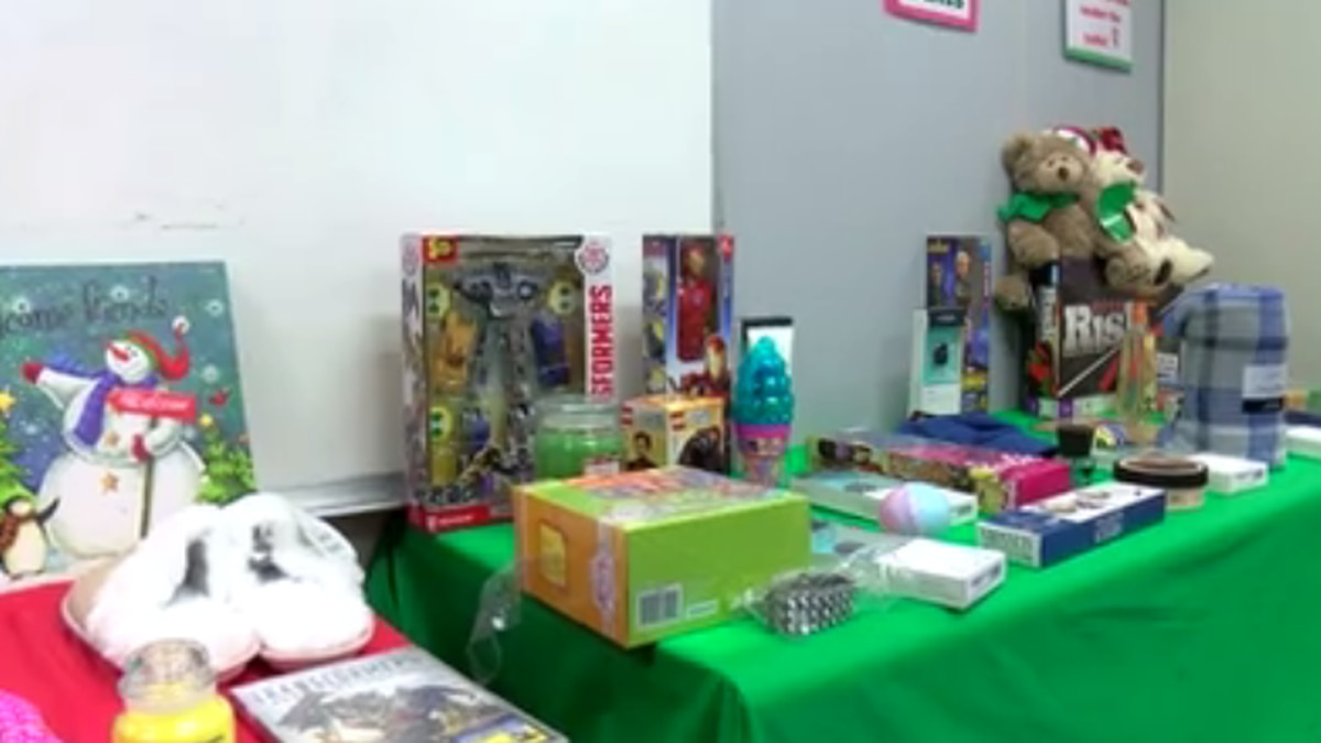 Boys and Girls Club hosts special food drive