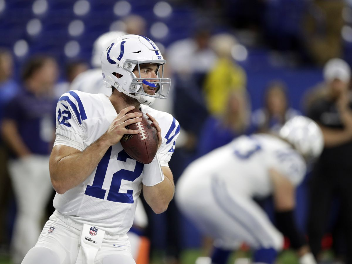 ESPN: Colts' Andrew Luck to retire