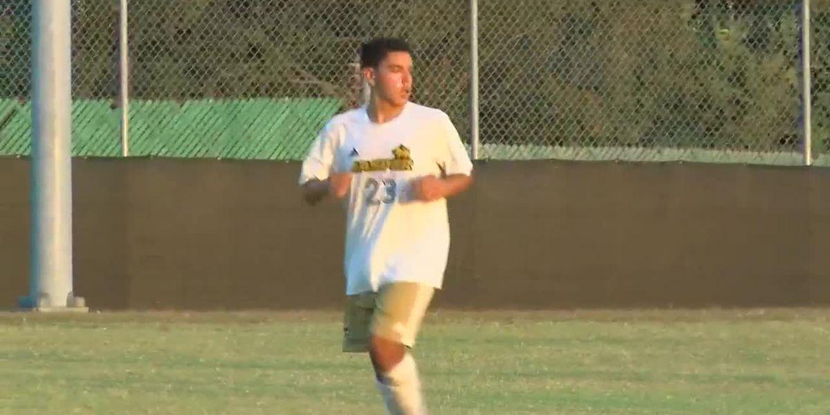 Boys 3A Soccer Sectional Semifinals: Jasper vs. Castle highlights