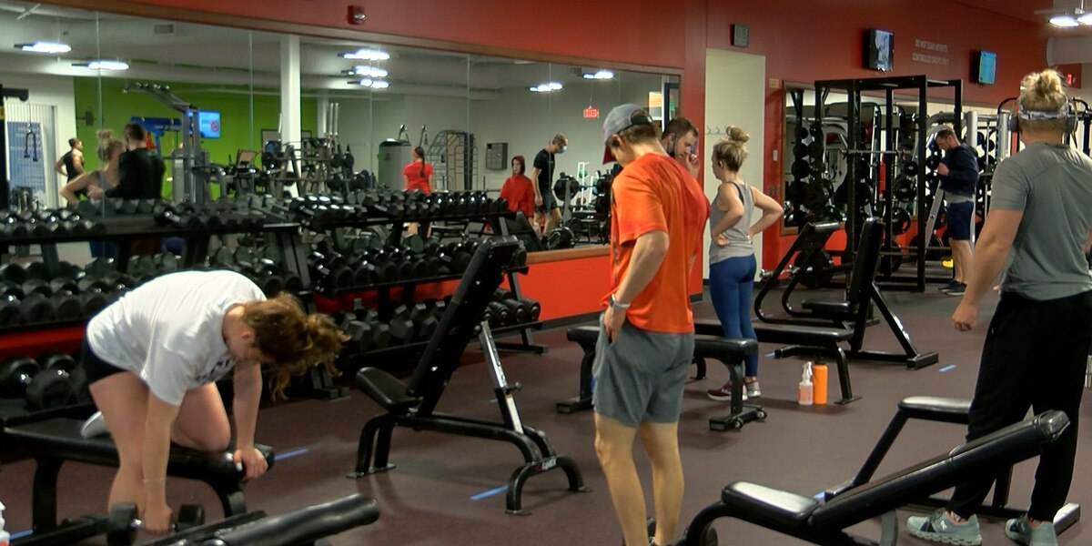 Evansville YMCA gets New Year's rush after remodel
