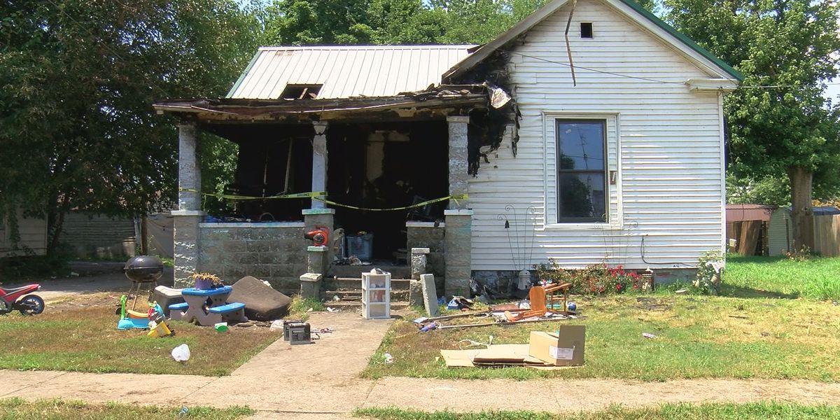 Owensboro police are investigating suspicious fires