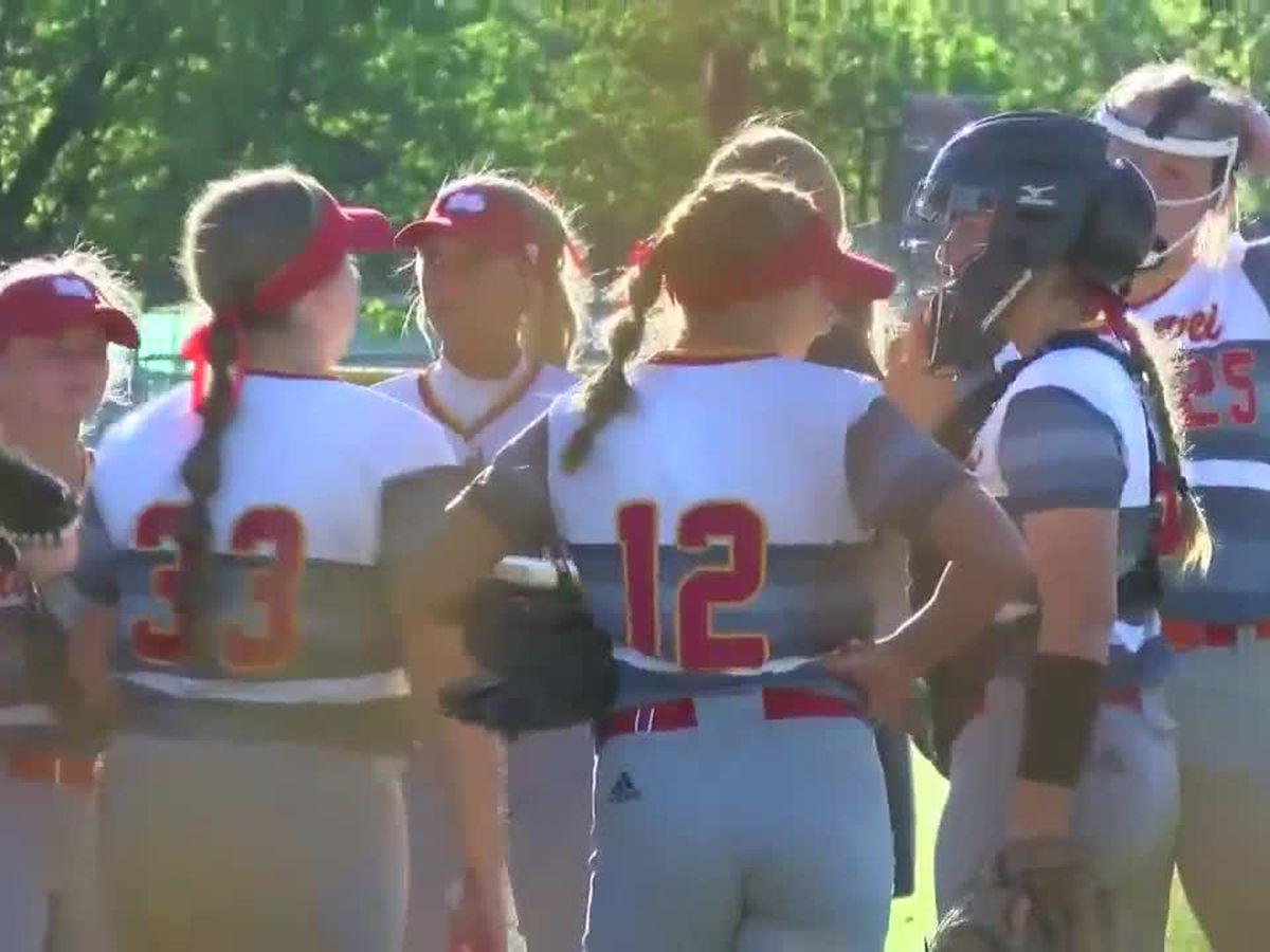 HS Softball: Boonville vs. Mater Dei
