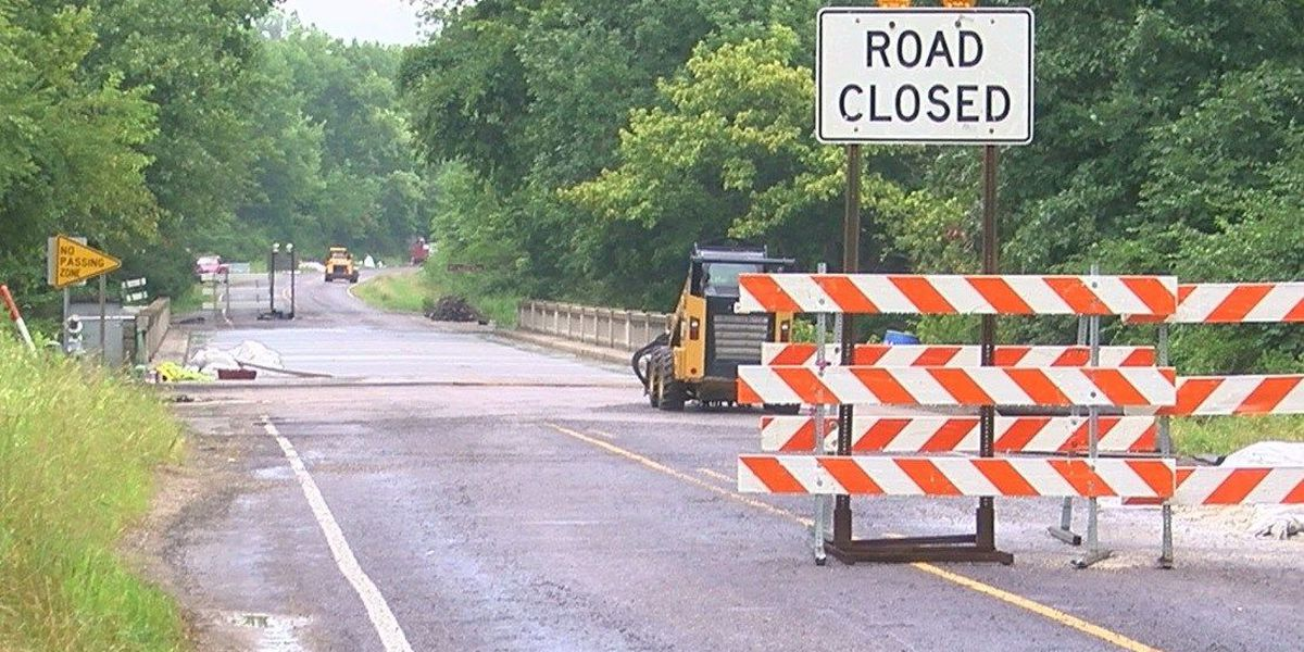 Gibson Co. road work nearing completion