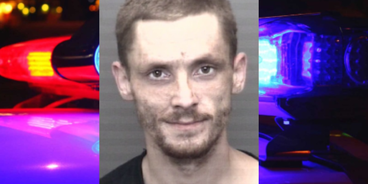 Sheriff's Office: Wanted man arrested after getting stuck in chimney