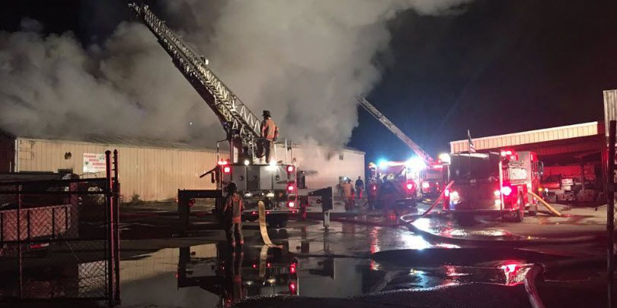 EFD reveal likely cause of fire at Piranha Mobile Shredding