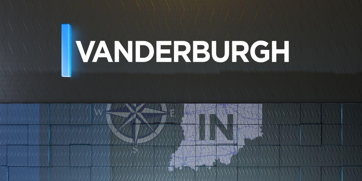 High water causes road closures in Vanderburgh County