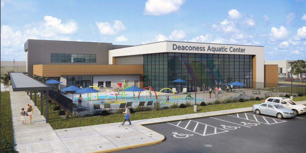 Big step for future of Deaconess Aquatic Center