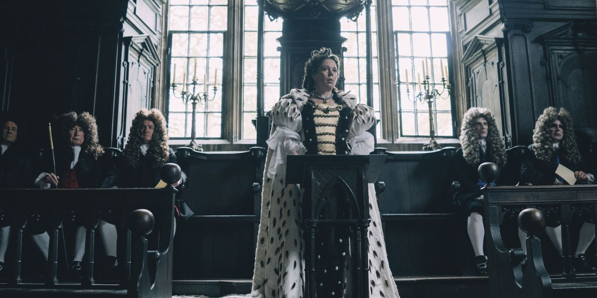 'The Favourite' leads film nominees for Critics' Choice