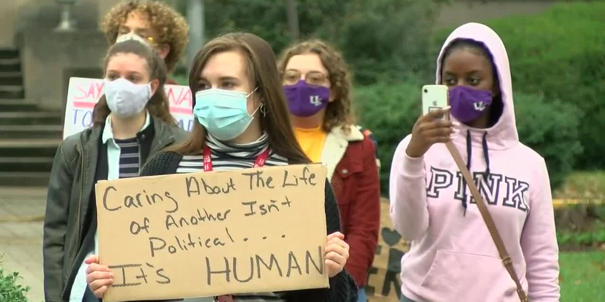 UE students, faculty take part in Black Lives Matter gathering on campus