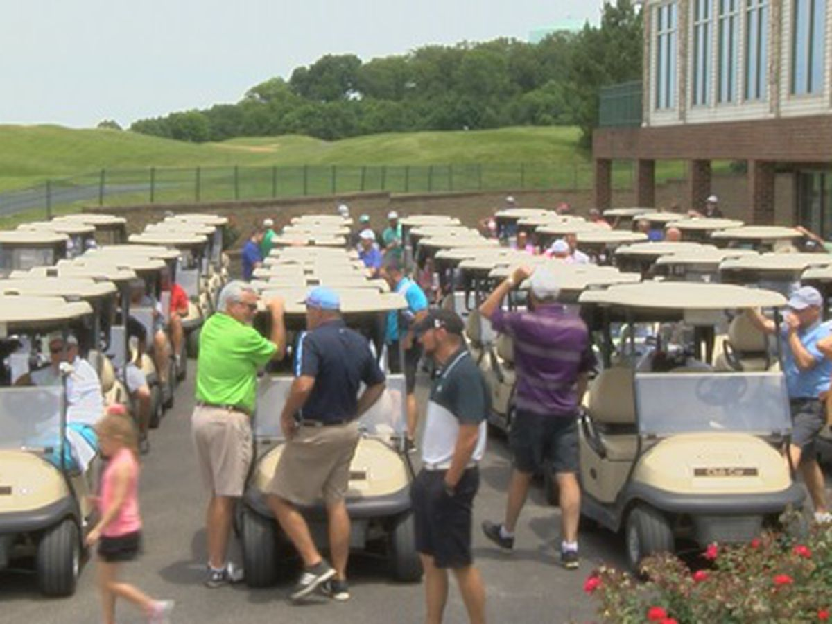 $100k raised in 10th annual Kyle L. Parker golf scramble