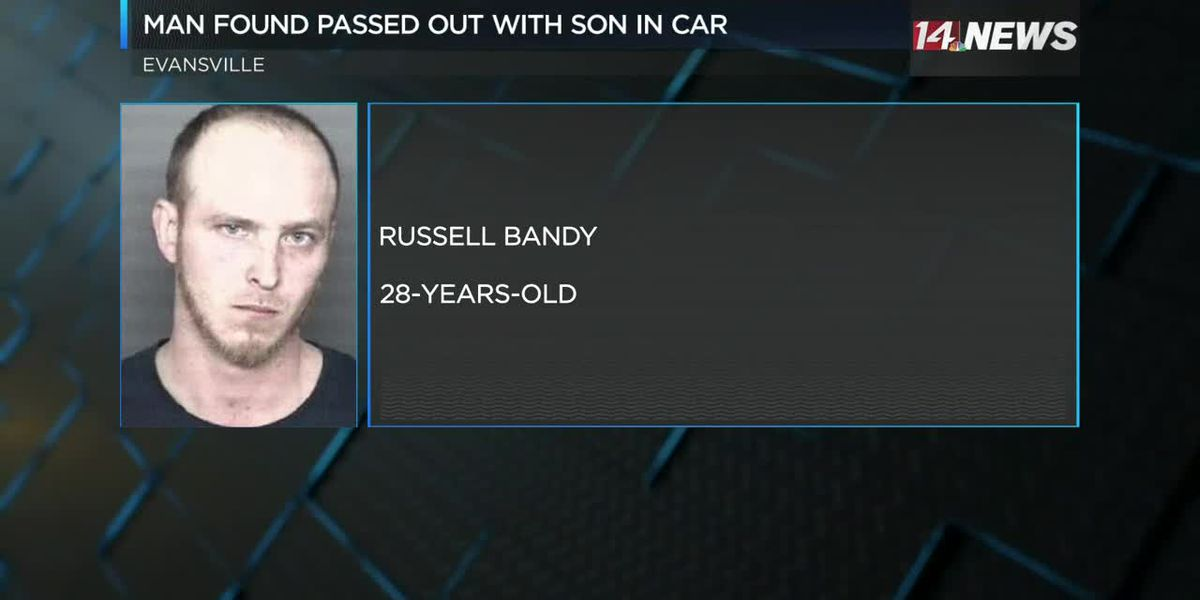 Owen Co. man found passed out on US 41 with 8-year-old in car