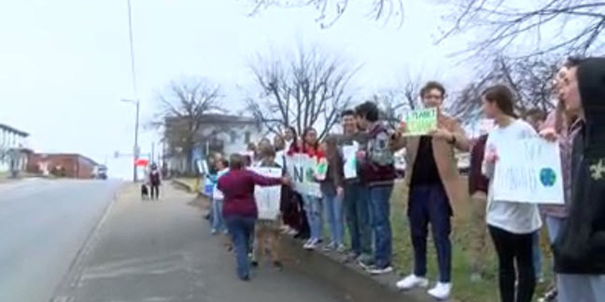 Mt. Vernon students hope to raise awareness on climate change